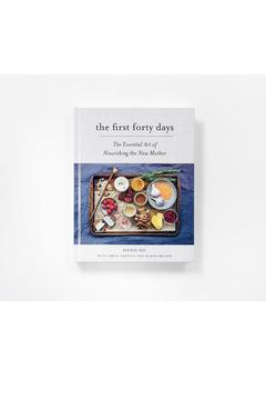 Shoptiques Product: First Forty Days Book