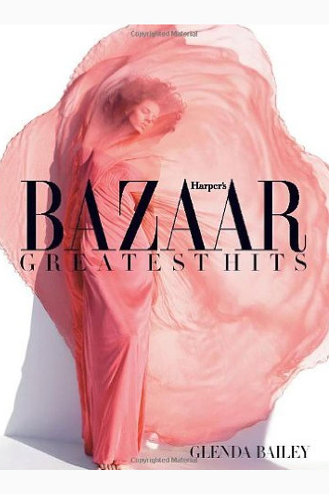 Abrams Books Harpers Bazaar Hits - Front Cropped Image