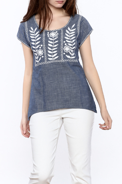 Shoptiques Product: Rococo Chambray Top