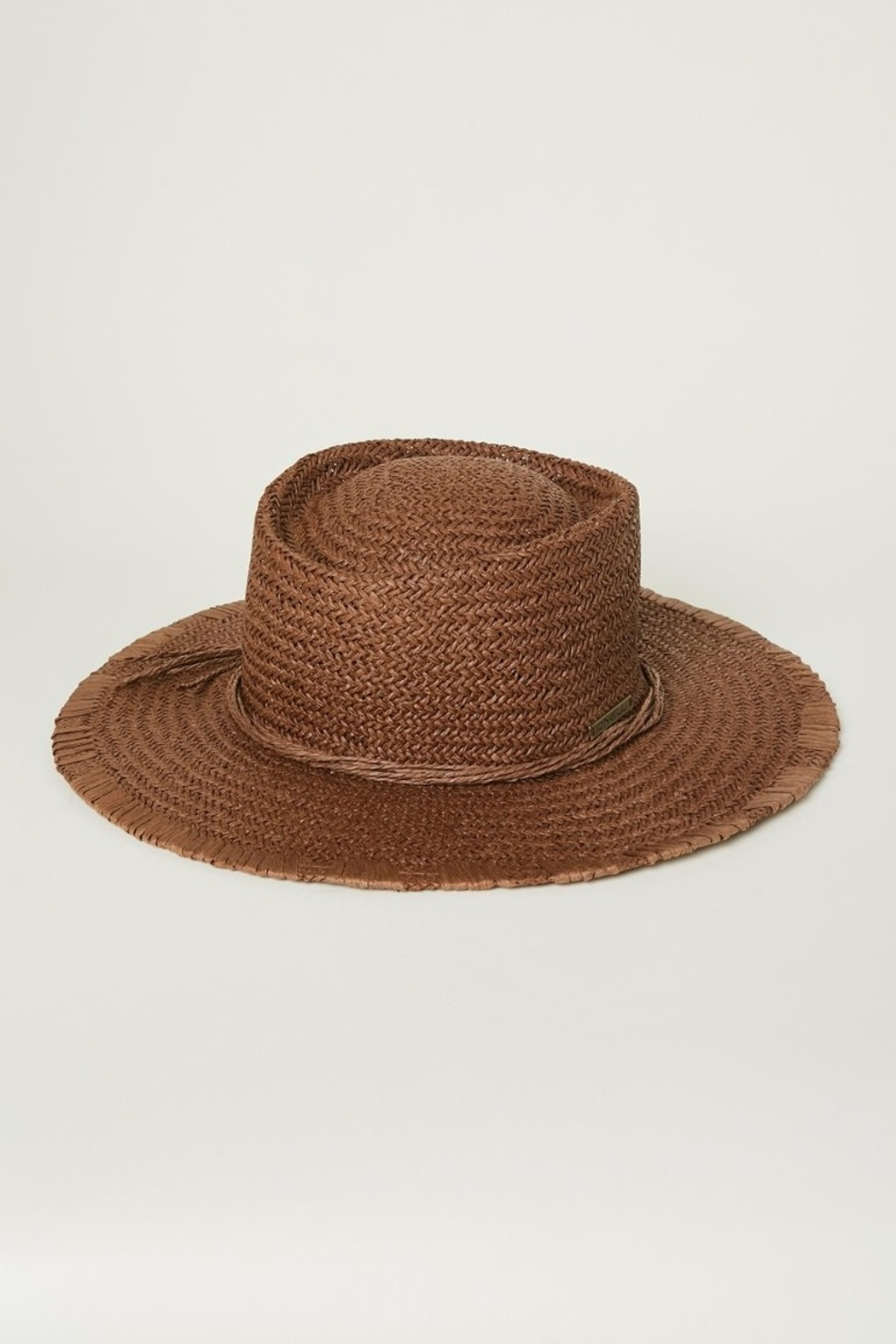 O'Neill Abroad Straw Hat - Front Full Image