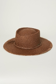 O'Neill Abroad Straw Hat - Front full body