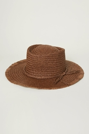 O'Neill Abroad Straw Hat - Front cropped