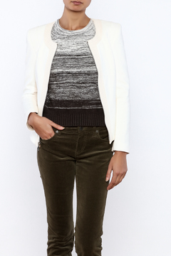 ABS Allen Schwartz Zip Up Jacket - Product List Image