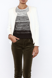 ABS Allen Schwartz Zip Up Jacket - Product Mini Image