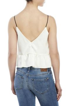 ABS Allen Schwartz Ruffled Hem Camisole - Alternate List Image