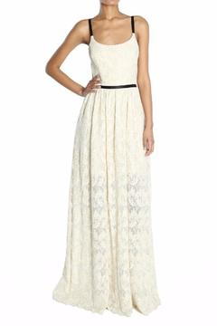 ABS by Allen Schwartz Boho Lace Gown - Product List Image