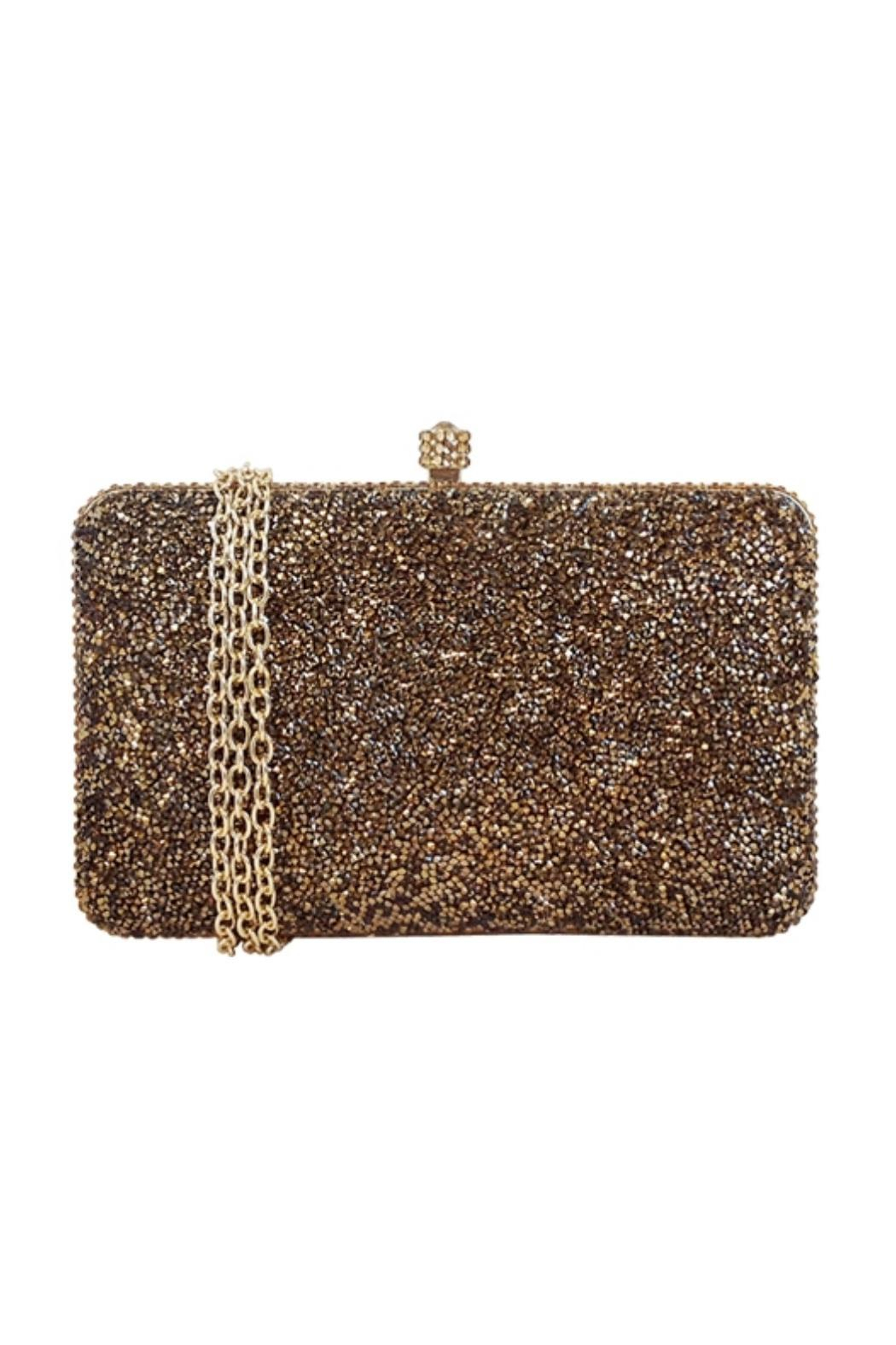 JNB Absolute Crystal Clutch - Main Image