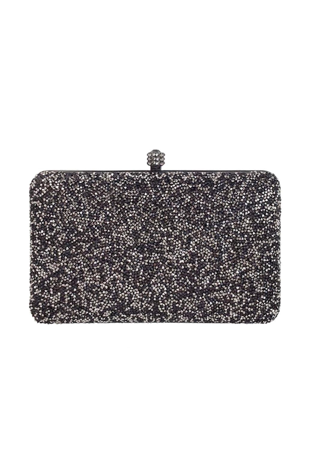 JNB Absolute Crystal Clutch - Front Cropped Image
