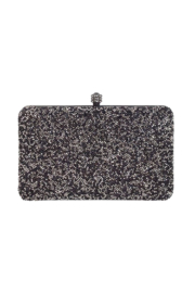 JNB Absolute Crystal Clutch - Front cropped