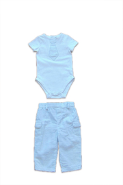 Absorba 2 Piece Tie Set - Front cropped