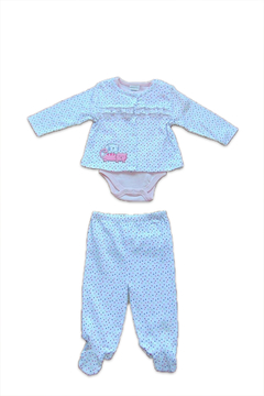 Absorba 3 Piece Pajama Set - Product List Image