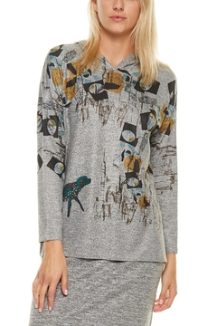 Shoptiques Product: Abstract Art Tunic