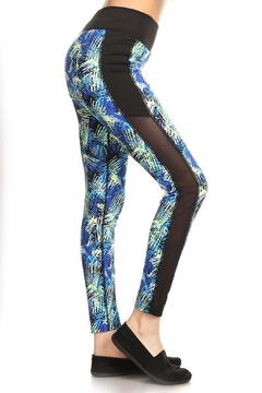 New Mix Abstract Crosshatch Pant - Product List Image