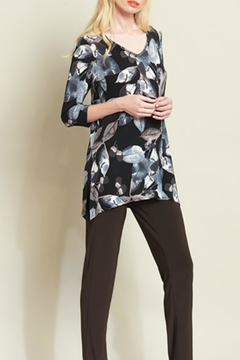 Shoptiques Product: Abstract Leaves Tunic