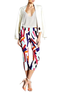 Insight Abstract Shapes Techno Pant - Product List Image
