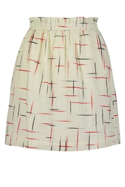 PepaLoves Abstract Slash Skirt - Product Mini Image