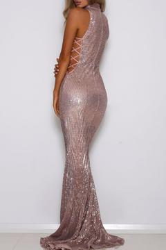 Shoptiques Product: Abyss Gold Dress