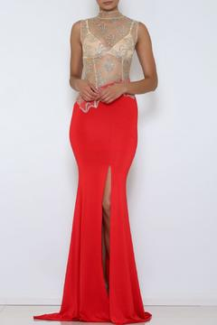 Shoptiques Product: Abyss Runway Dress