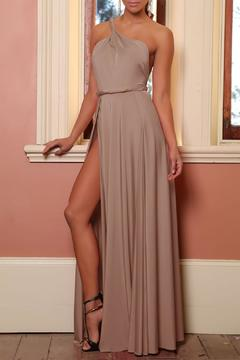 ABYSS BY ABBY Abyss Vamp Gown - Product List Image