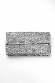 tu-anh Hand Beaded Sequin Clutch - Product Mini Image