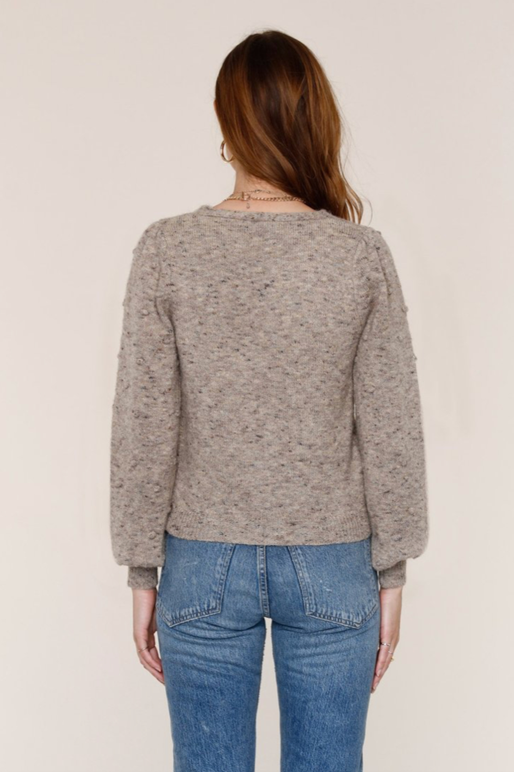 Heartloom Acacia Cardi - Side Cropped Image