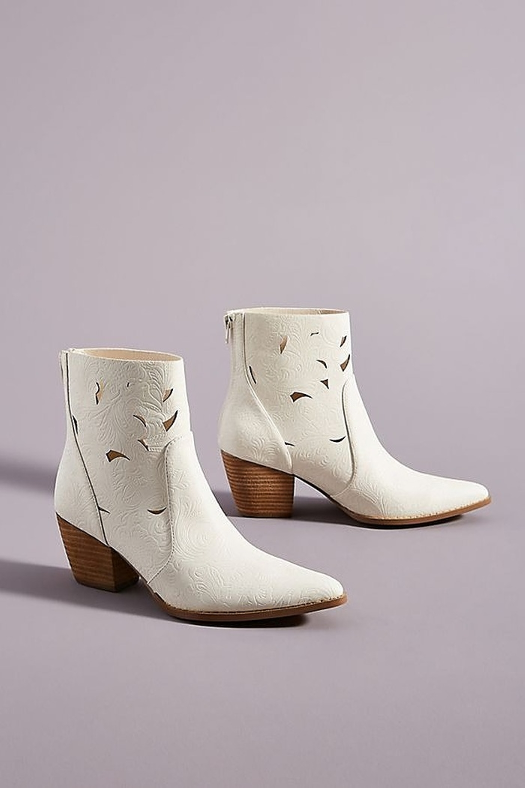 Coconuts by Matisse Acacia Western Bootie - Front Full Image