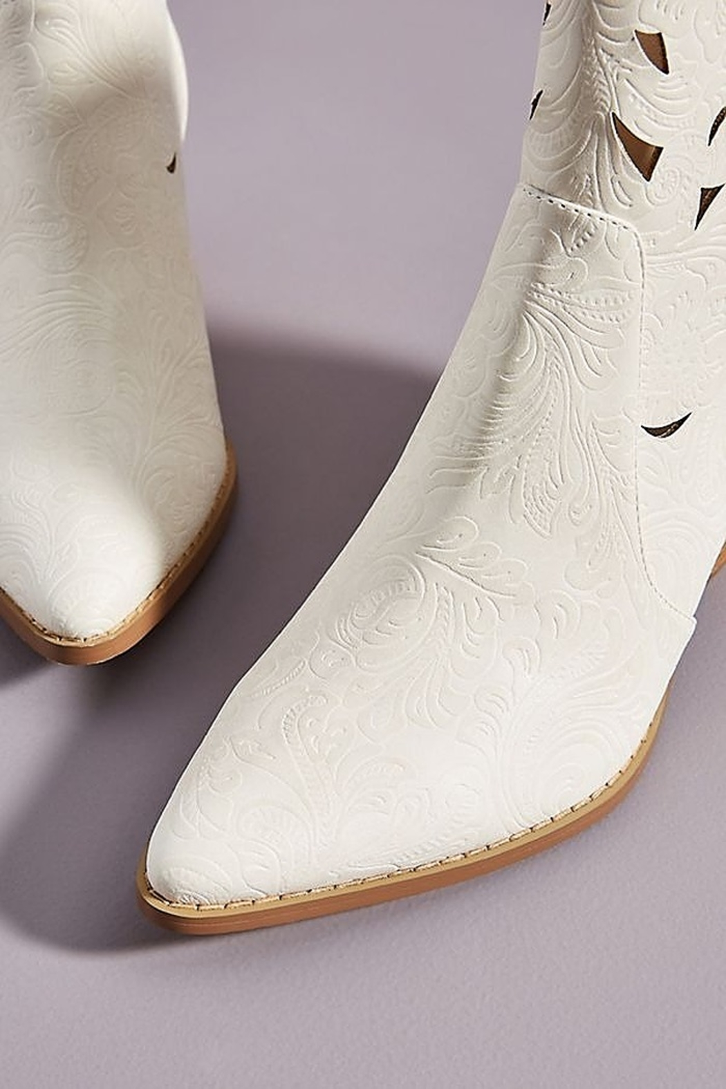 Coconuts by Matisse Acacia Western Bootie - Back Cropped Image