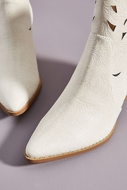 Coconuts by Matisse Acacia Western Bootie - Back cropped