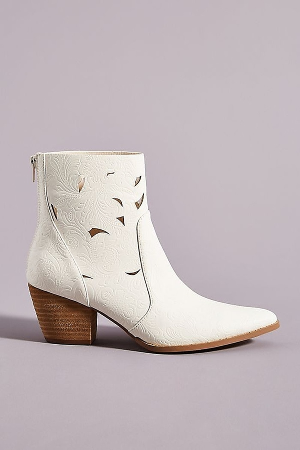 Coconuts by Matisse Acacia Western Bootie - Front Cropped Image