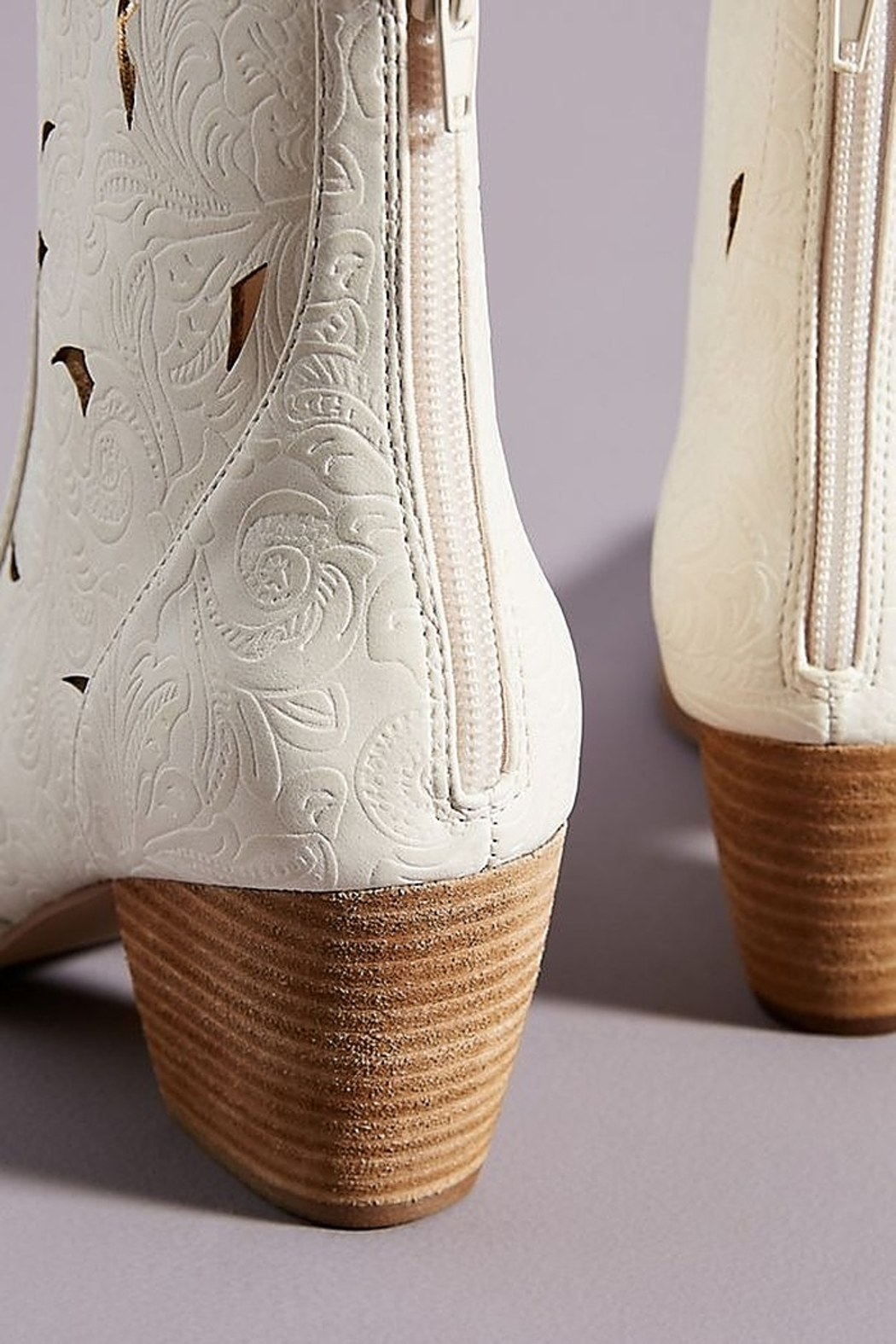Coconuts by Matisse Acacia Western Bootie - Side Cropped Image