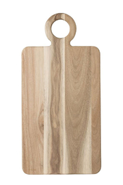 Bloomingville Acacia Wood Cutting Board - Front cropped