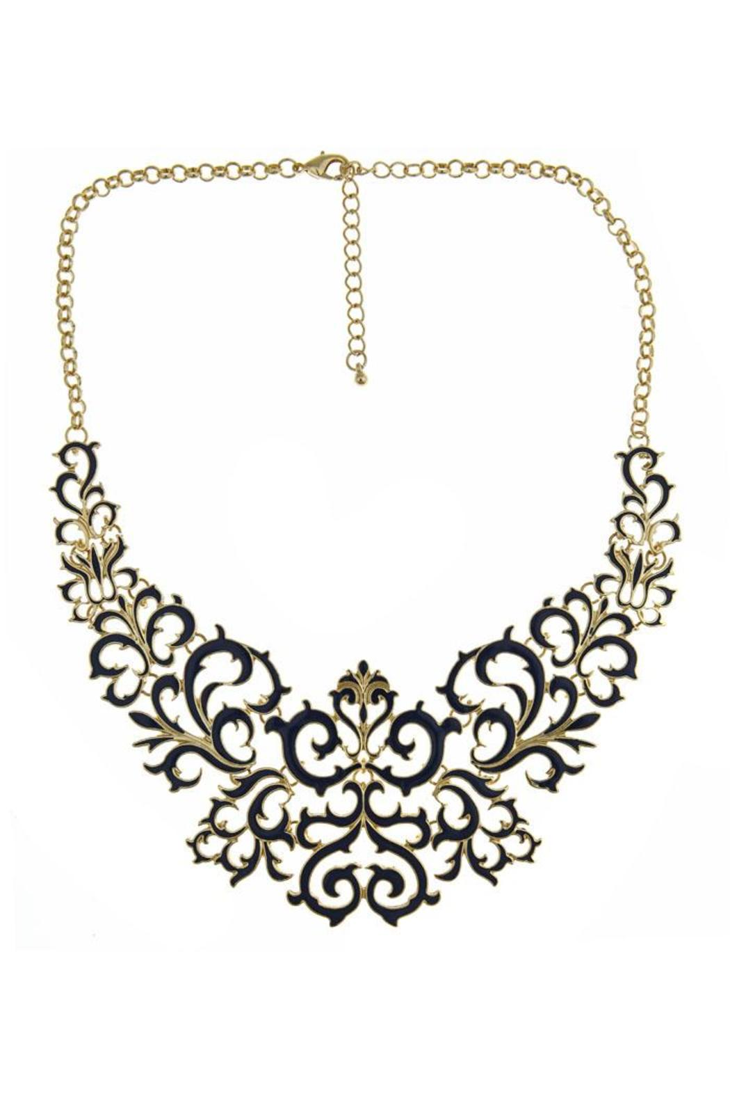 Fornash Abbey Necklace - Main Image
