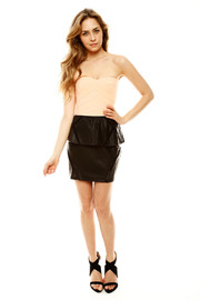 Shoptiques Product: Bandage Bustier - Front full body