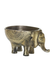 Accent Decor Ezzie Elephant Planter - Product Mini Image