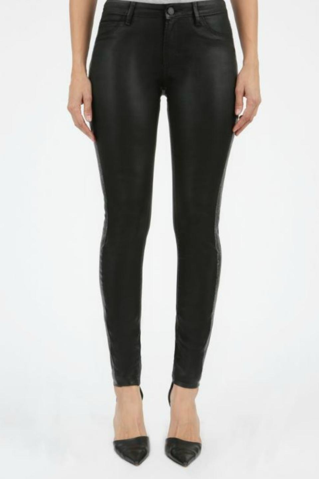 Articles of Society Accented Skinny Jeans - Main Image