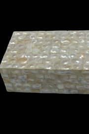 Accents de Ville Mother-Of-Pearl Box - Product Mini Image
