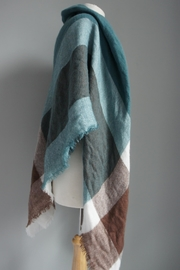Accessory Concierge Blanket Shawl Scarf - Front full body
