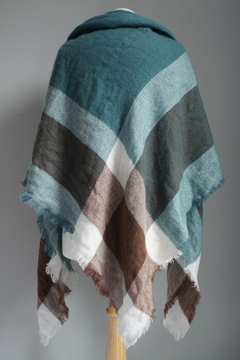 Accessory Concierge Blanket Shawl Scarf - Alternate List Image