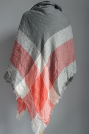 Accessory Concierge Blanket Shawl Scarf - Side cropped