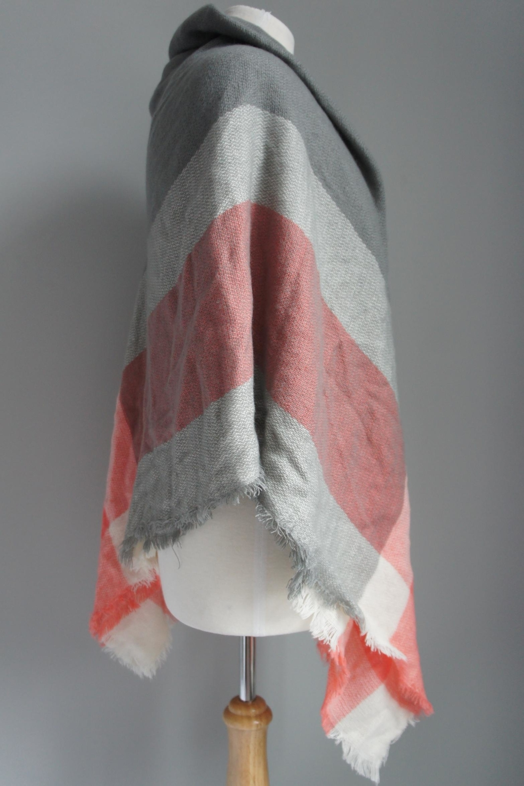 Accessory Concierge Blanket Shawl Scarf - Front Full Image