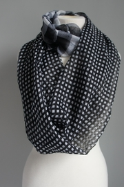 Accessory Concierge Checkered Scarf - Product Mini Image