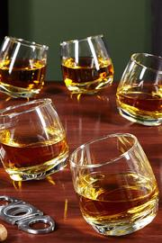 Rocking Whiskey Glasses - Side cropped