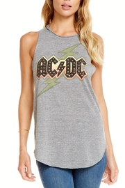 Chaser Acdc Shirttail Tank - Product Mini Image
