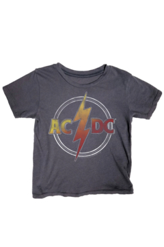 Shoptiques Product: ACDC Simple Tee