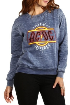 Anzell Acdc Sweatshirt - Alternate List Image