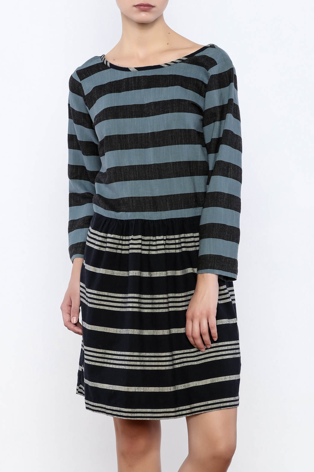 Ace & Jig Anna Dress - Front Cropped Image