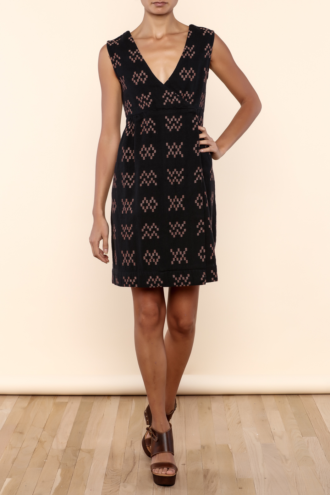 Ace & Jig Bedford Dress - Front Full Image