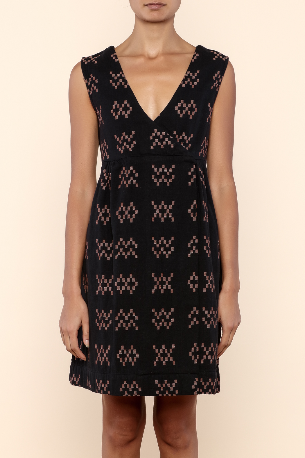 Ace & Jig Bedford Dress - Side Cropped Image