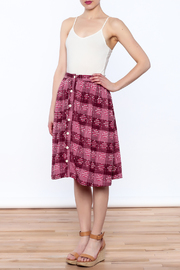 Shoptiques Product: Carver Skirt - Front full body