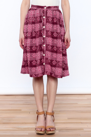 Shoptiques Product: Carver Skirt - Side cropped